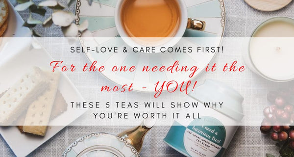 Self-love & Care comes first. For the one needing it the most - YOU!