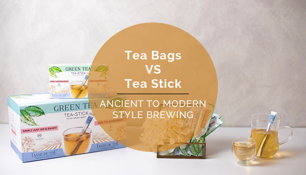 A new tea drinking experience for you