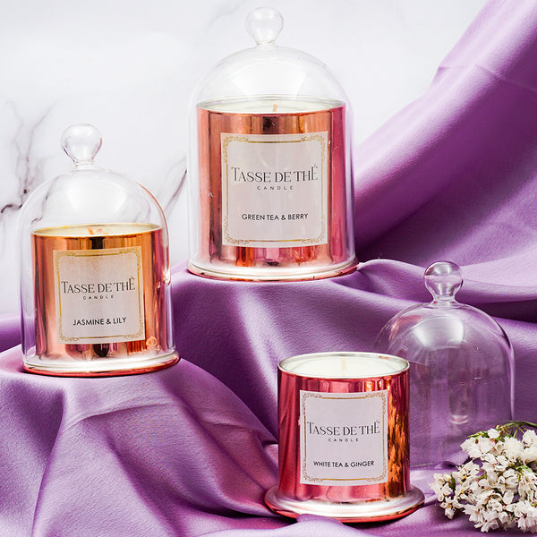 TDT Scented Time to Twinkle, Soya Wax Candle Set