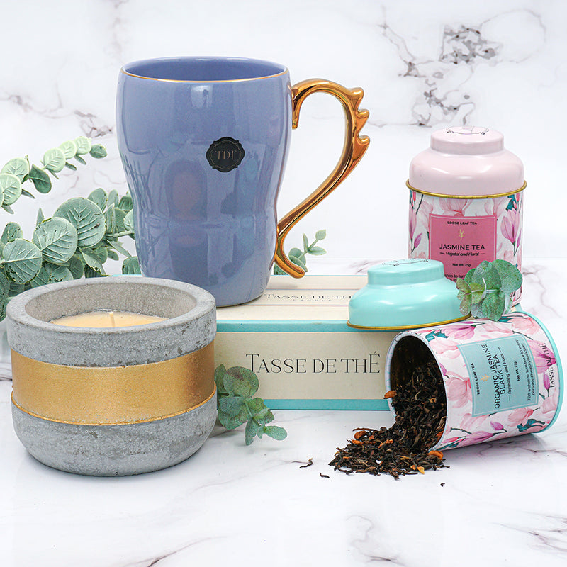 Romantic Tea Care Package