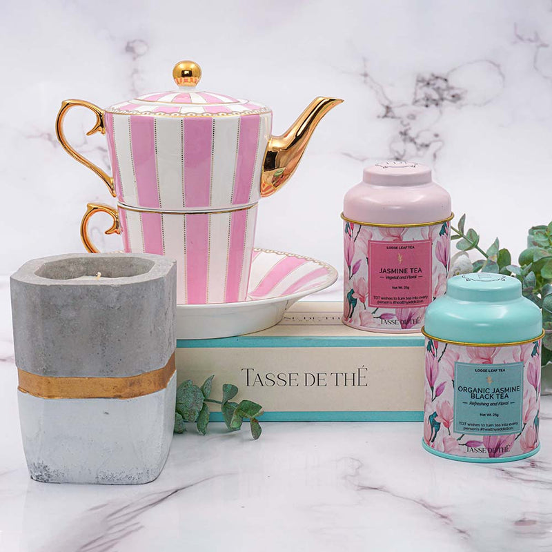 Pamper With Tea Care Package