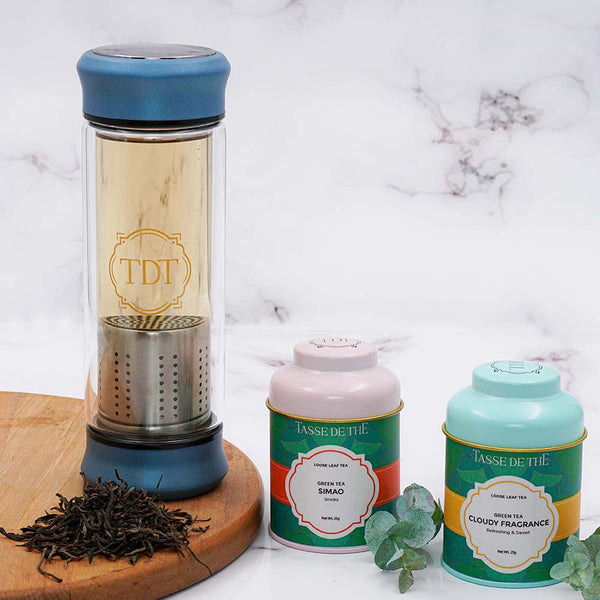 Get Brewing Tea Care Package