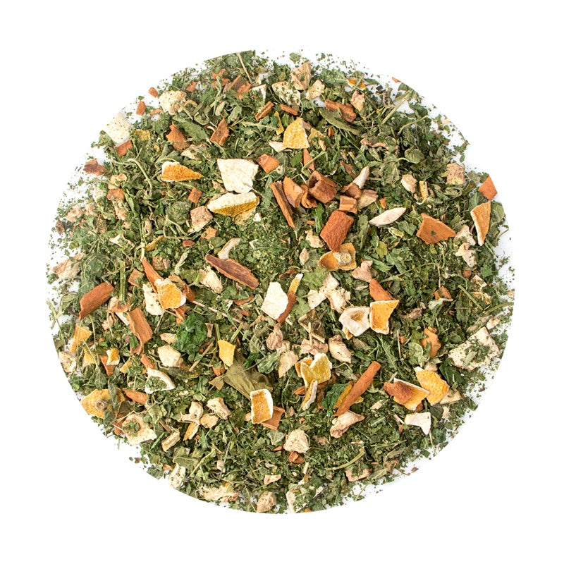 The Mountain Trek Tea Blend