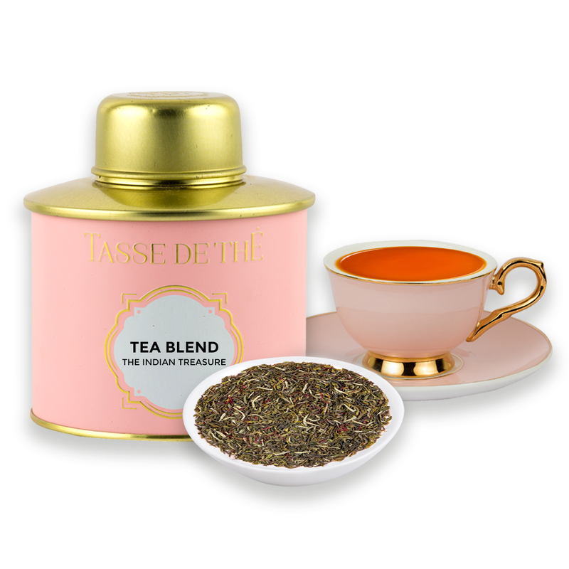 The Indian Treasure Tea Blend