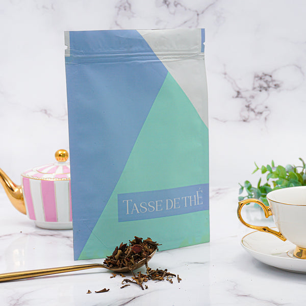 The Musical loose leaf tea blend pouch, 100G