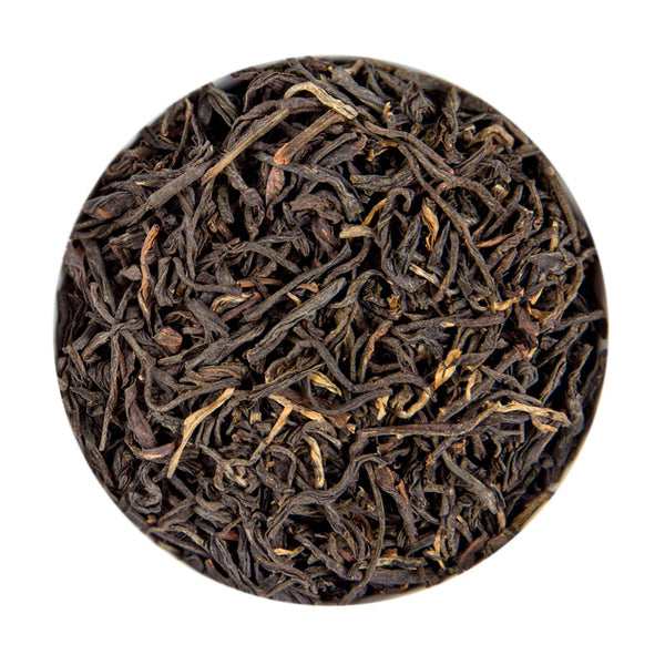 Chinese Yunnan Loose Leaf Black Tea Tin, 100G