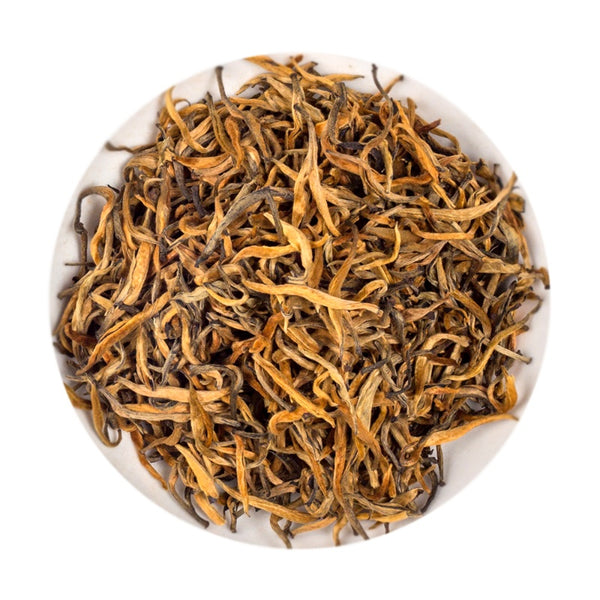 Chinese Gold Bud - Platine Loose Leaf Black Tea Tin, 75G