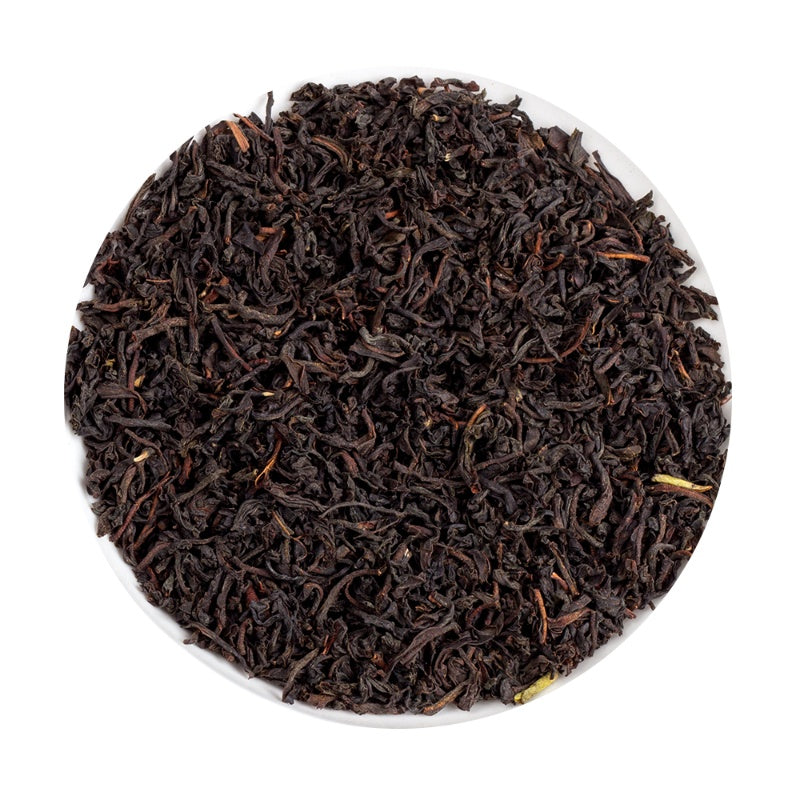 Sri Lankan FBOP Ceylon Loose Leaf Black Tea Tin, 200G