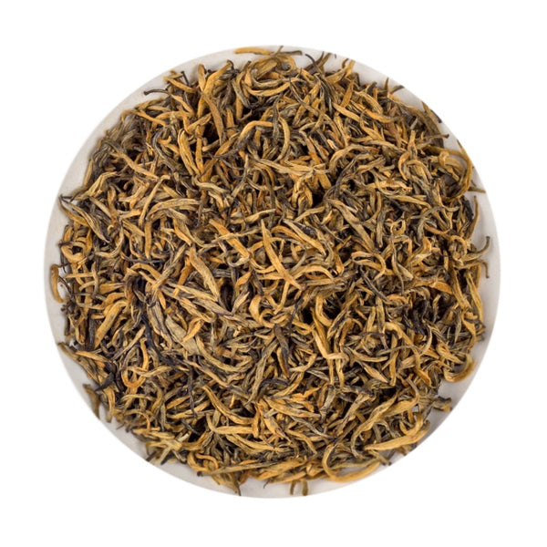 Darjeeling Organic Golden Needle buds  - Platine Loose Leaf Black Tea Tin, 100G