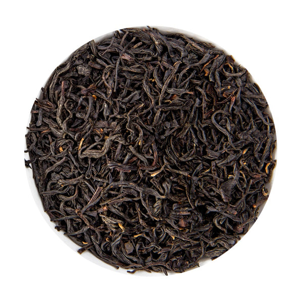 Chinese Gong Fu Red - Argent loose leaf Tea Jar , 200G