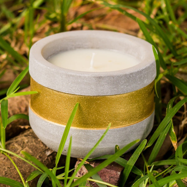 Fragrant rays Candle