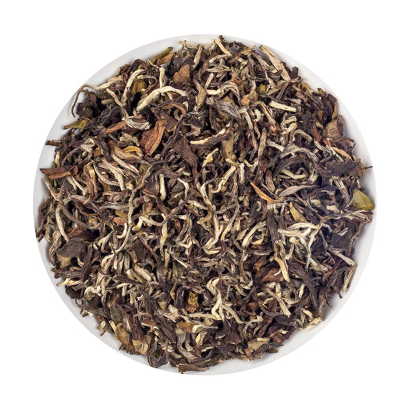 Indian Organic Moonlight Designer - Platine Loose Leaf Tea Pouch, 100G