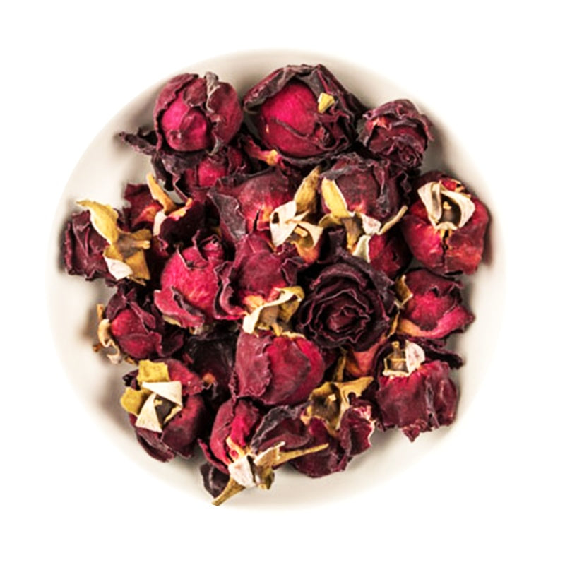 Bulgarian Ink Rose Flower Tea Pouch, 100G