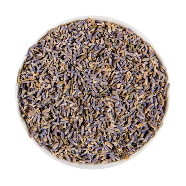 Kashmir French Lavender Bud - Argent Flower Tea Tin, 100G