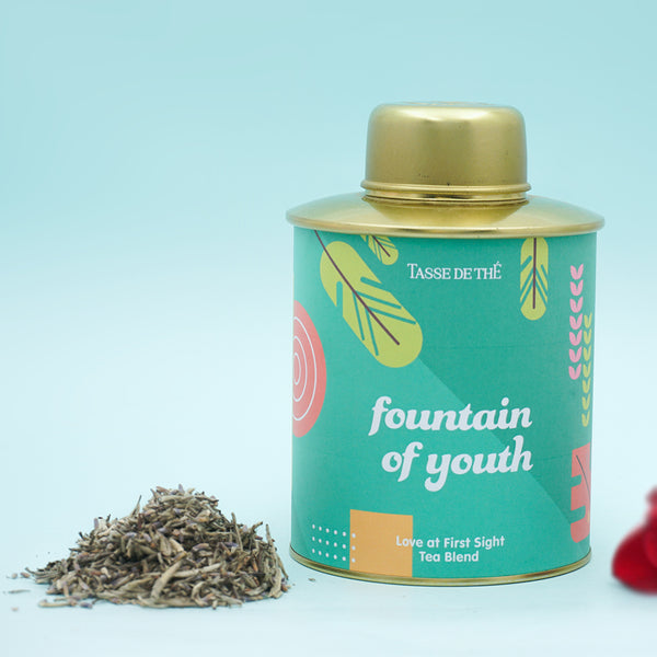 Fountain of youth, 50G