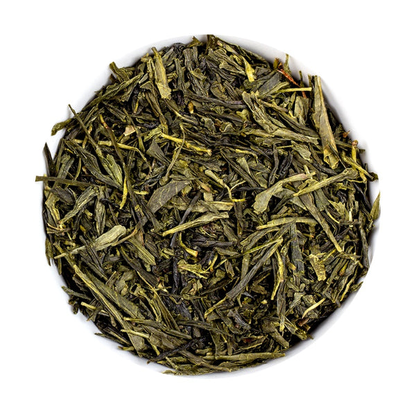 Japanese Gyokuro - Argent Loose Leaf Green Tea Tin, 150g