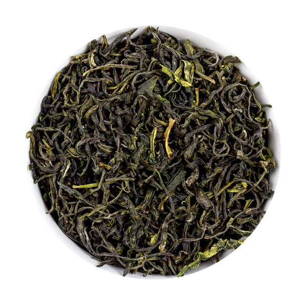 Hong Qing Baked Loose Leaf Green Tea Tin, 125g
