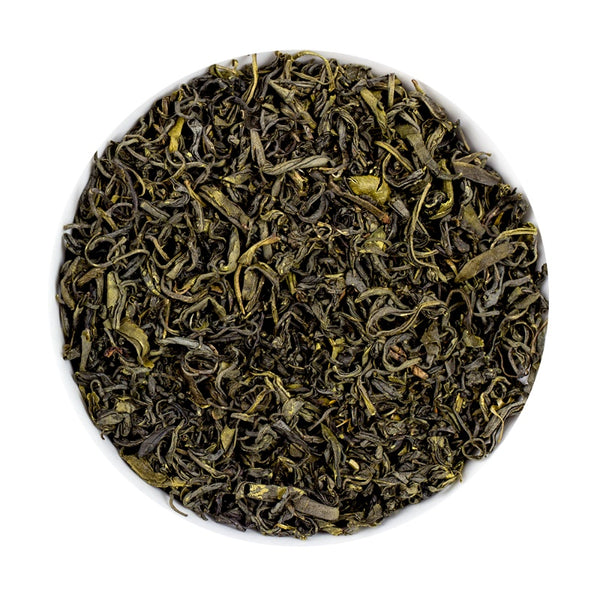Maofeng - Argent Loose Leaf Green Tea Tin, 100g