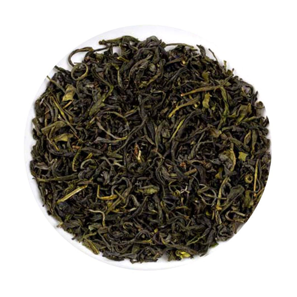 Maofeng - Bronze Loose Leaf Green Tea Tin, 150g