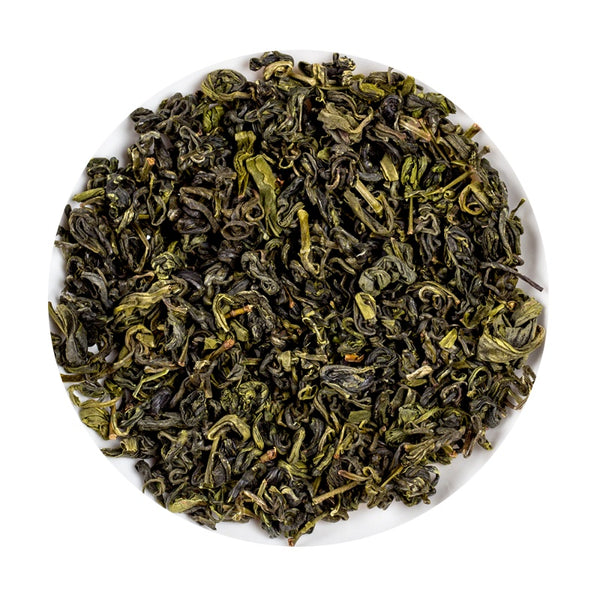 Xiuning Songlou Loose Leaf Green Tea Tin, 200g