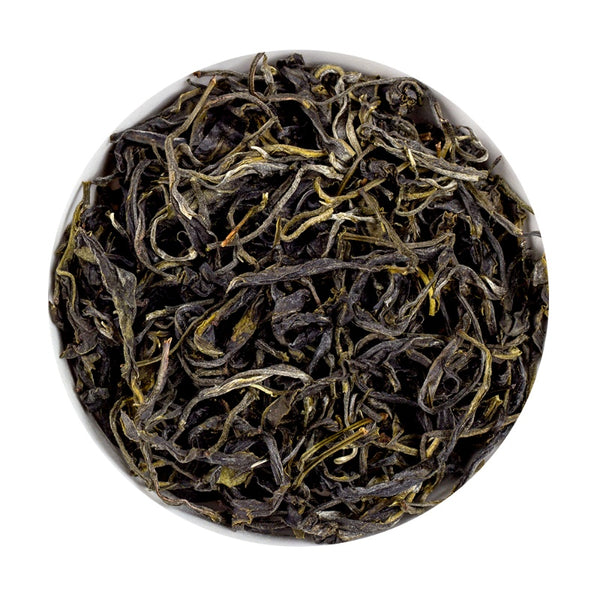 Organic Smoky Green Tea