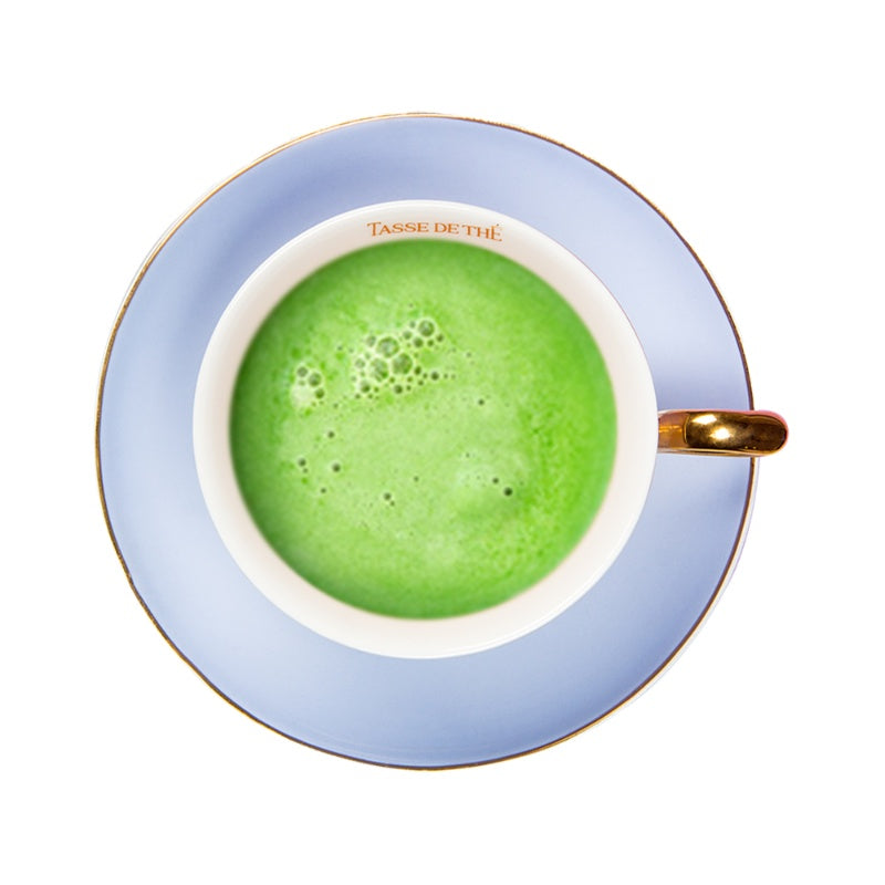 Japanese Matcha Spring - Argent Powder, Tea Tin - 100g