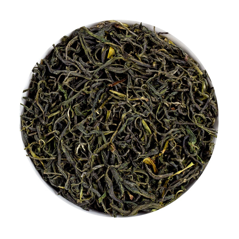 Jiulongshan Mountain Loose Leaf Green Tea Tin, 200g