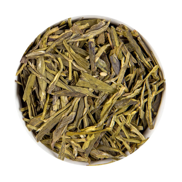 Mei Jia Wu Dragonwell Loose Leaf Green Tea Tin, 100g