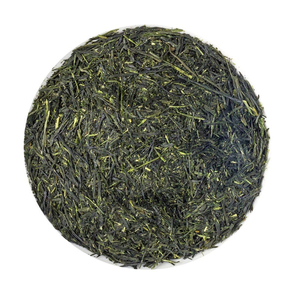 Organic Japanese Gyokuro Competition Grade Green Tea - Platine