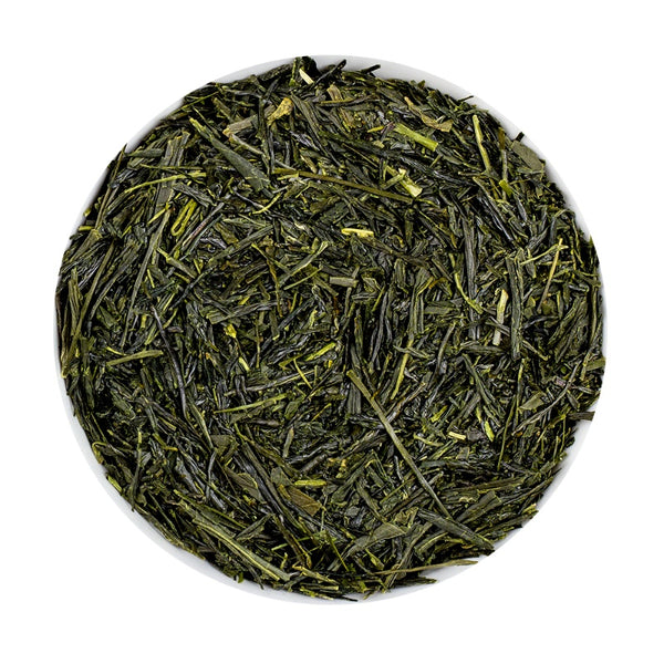 Organic Sencha Spring- Argent Loose Leaf Green Tea Tin, 125g