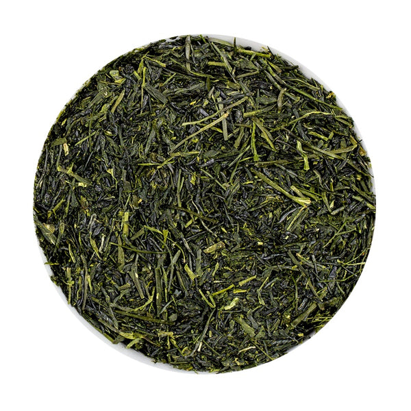 Organic Japanese Sencha - Argent Loose Leaf Green Tea Tin, 100g