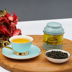 GMG-Classic Oolong Tea - Argent Tin, 15g