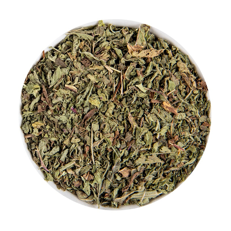 Indian Peppermint Herbal Loose Leaf Tea Tin, 100G