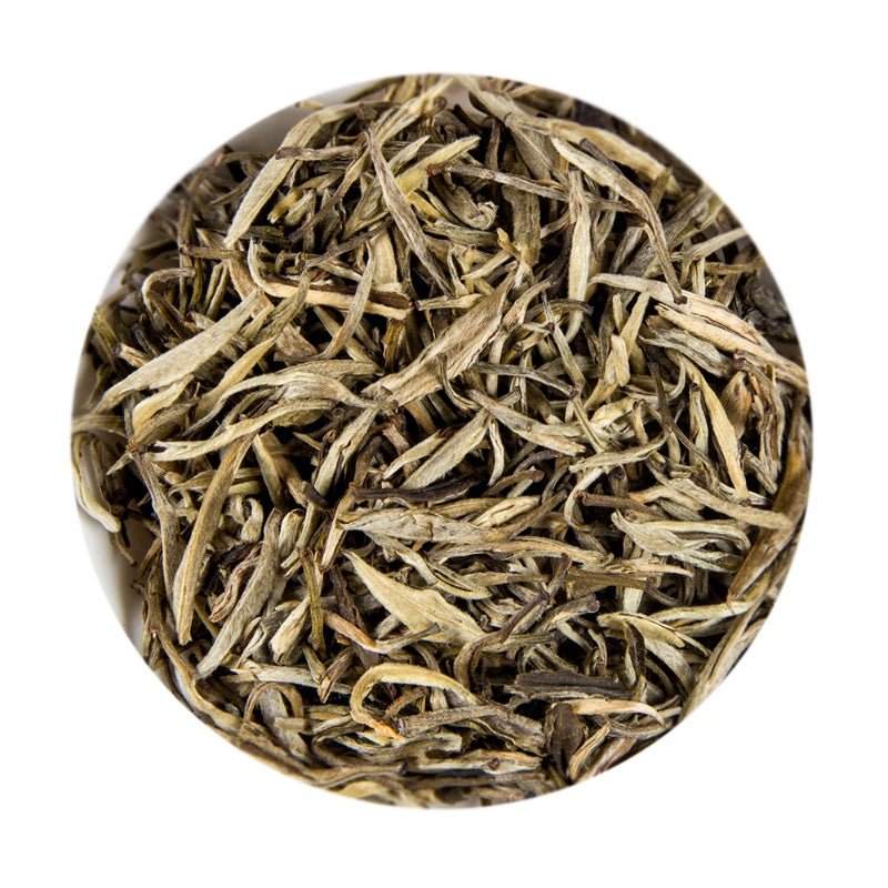 White Silver Needle Jasmine Small Bud Tea