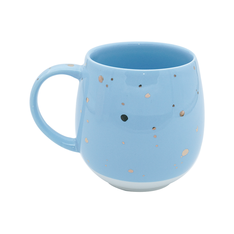 Charming Ceramic Blue & White, Tea & Coffee Mug (450ml)