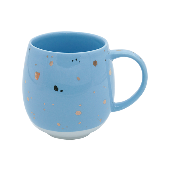 Charming Ceramic Blue & White, Tea & Coffee Mug