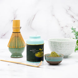 We're a matcha made in heaven, complete set