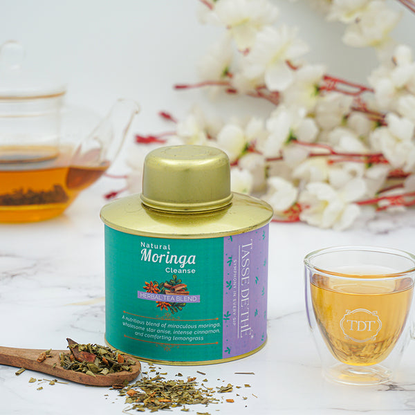 Natural Moringa Cleanse