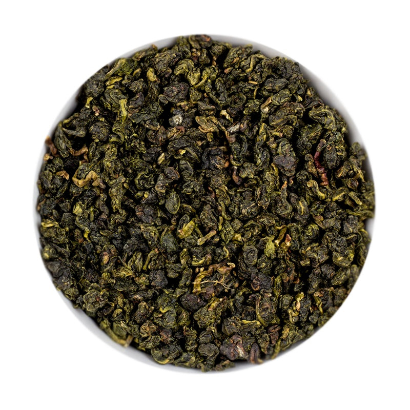 Classic Taiwanese Oolong Tea - Argent Loose Leaf Tea tin, 200g