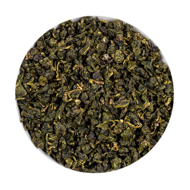 Premium Oolong Tea - Argent Loose Leaf Tea Tin, 125 g