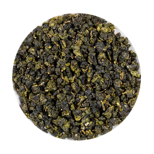 Dong Ting High Mountain Oolong Loose Leaf Tea Acrylic Jar, 75g