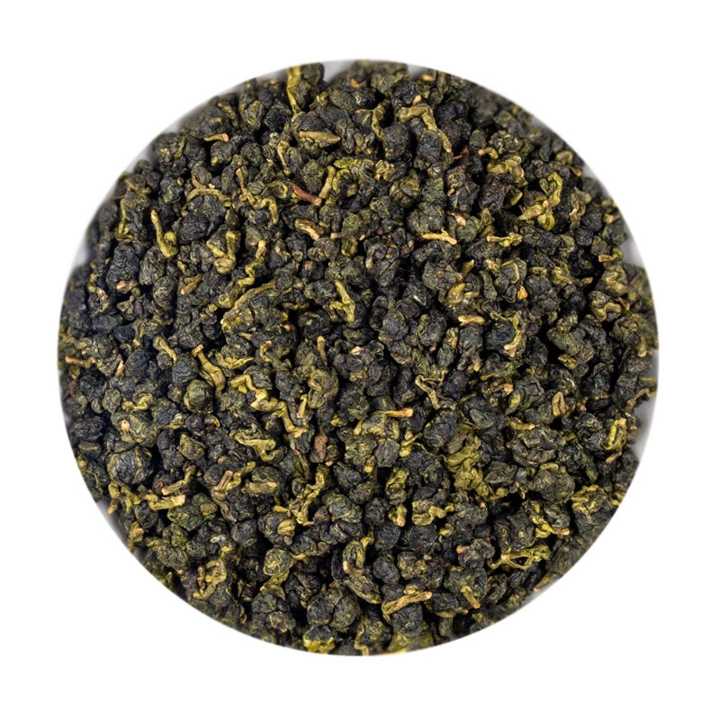 Shanlinxi High Mountain Taiwanese Oolong Loose Leaf Tea Tin, 50g