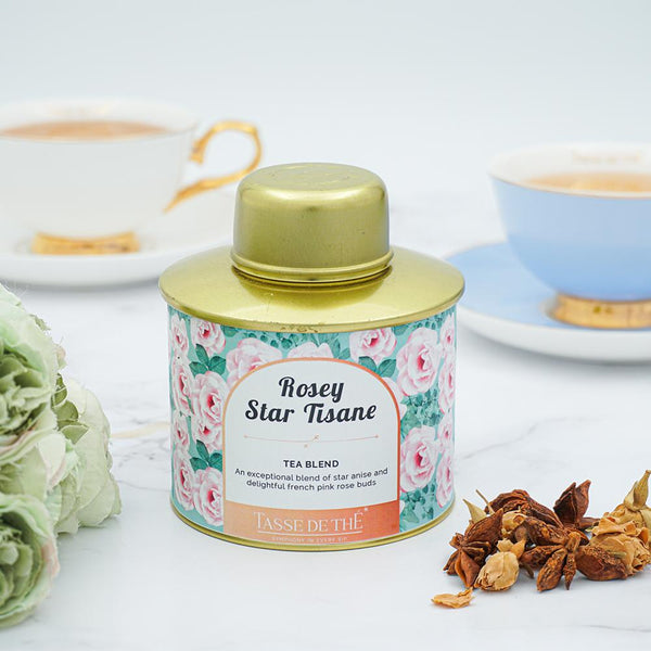 Rosy Star Tisane
