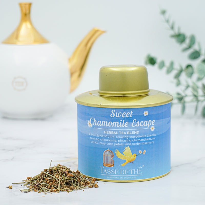 Sweet Chamomile Escape
