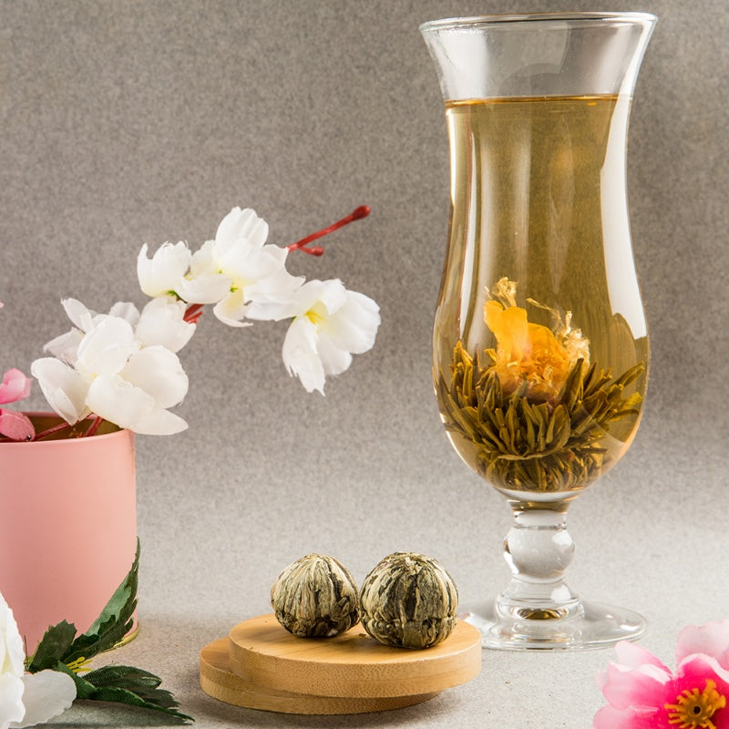 Flowering Glories Blooming Tea, 10pcs