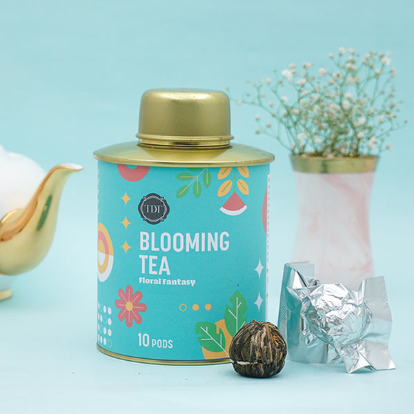 Floral Fantasy Blooming Tea pouch, 20pcs