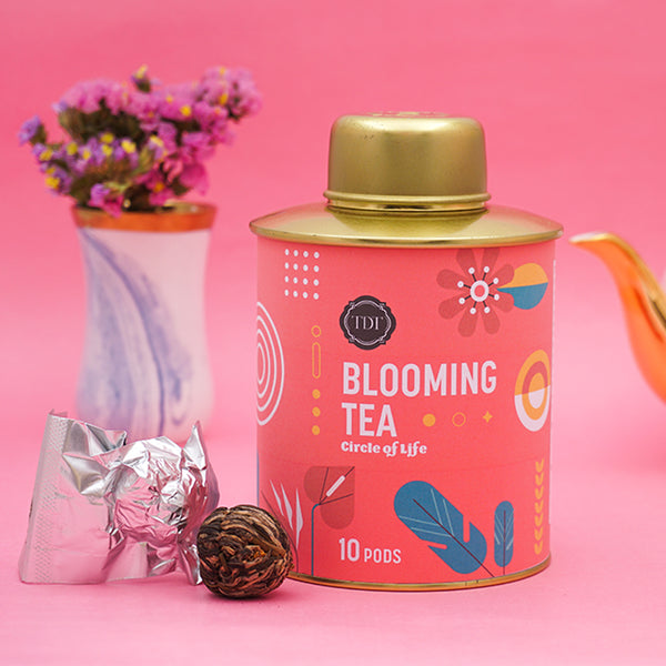 Circle of Life Blooming Tea pouch, 20pcs