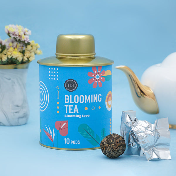 Blooming Love Blooming Tea pouch, 20pcs