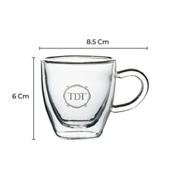 Optical Infusion Tea Cup (50ml)