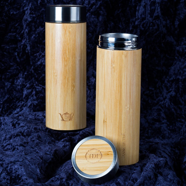 Bohemian Bamboo Tea Infuser (380ml)